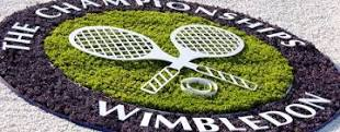 The championships at Wimbledon logo